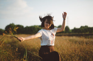 Test ünneplése, tánc