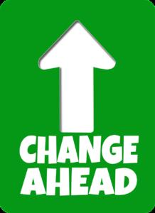 változás előttünk