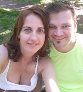 Mónika és Tibor