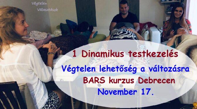 Finom érintés – könnyed változás Kurzus Debrecenben